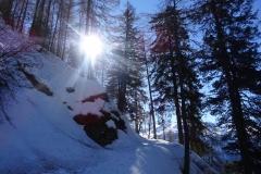 glockwandscharte-reitereck-vorgipfel-skitour-14-Heimweg