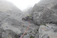spigolo-sud-pilastro-della-plote-klettern-08-SL5-Verschneidung