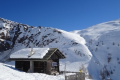 glockwandscharte-reitereck-vorgipfel-skitour-02-Jagdhütte