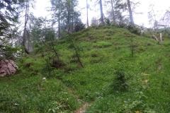 bratovska-smer-srebrnjak-klettern-02-abzweiger-zustieg