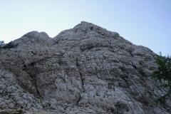 bratovska-smer-srebrnjak-klettern-03-Wandfuss