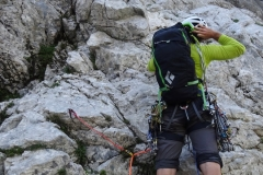 bratovska-smer-srebrnjak-klettern-04-Einstieg